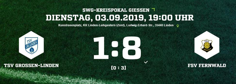 Aktuelles vom TSV Großen-Linden